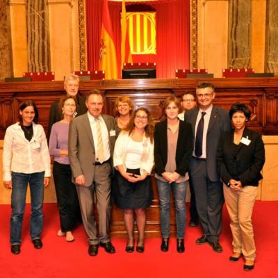 Politischer Austausch zwischen Grünen in BW und Katalonien