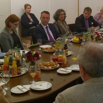 """Seminar """"Energiewende"""" für das Goethe-Institut im Auftrag des Auswärtigen Amtes"""