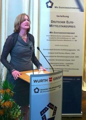 Vortragsreihe Nachhaltiges Wirtschaften